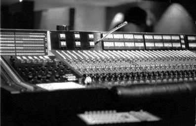 Electric Lady's Console