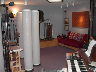 A View of the Studio